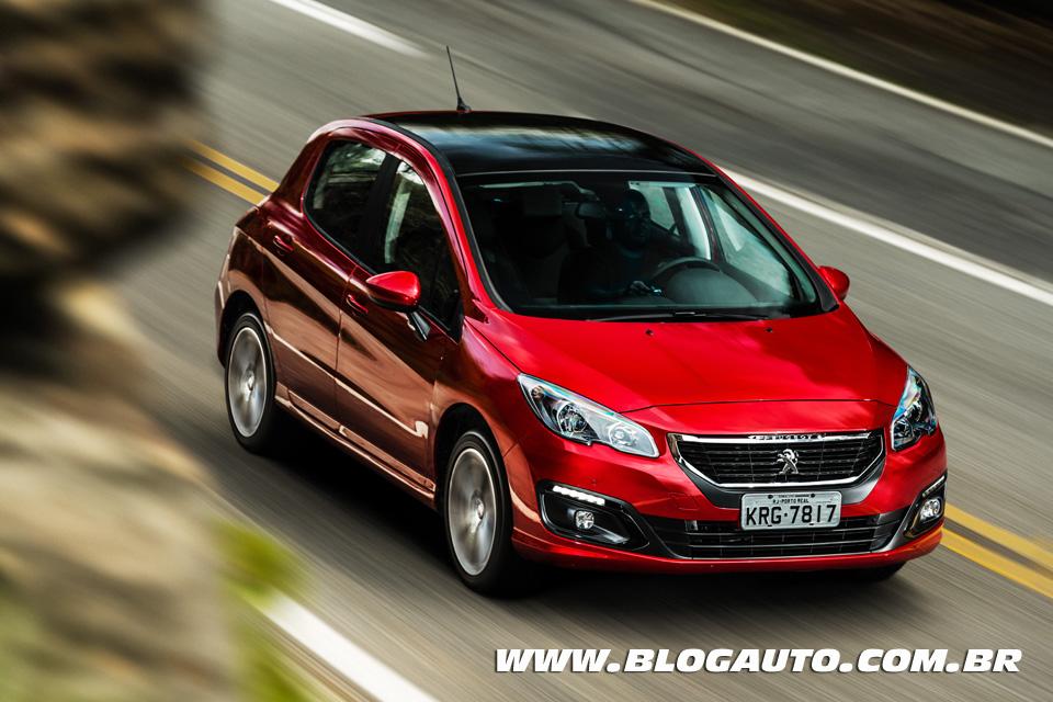 Avaliação: Peugeot 308 2016, facelift melhora modelo