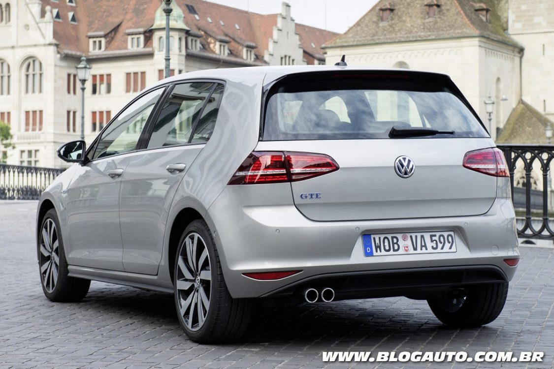 volkswagen golf gte est sendo testado no brasil blogauto. Black Bedroom Furniture Sets. Home Design Ideas