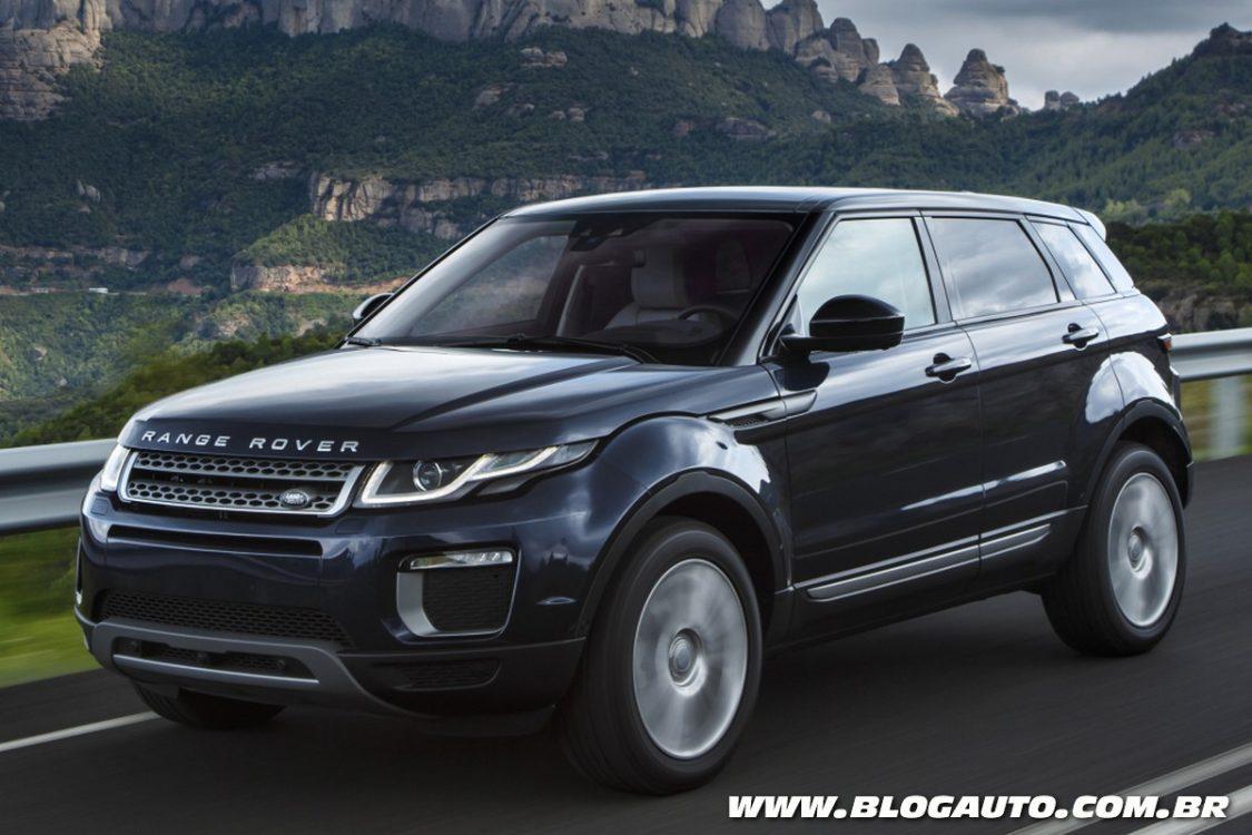 Range Rover Evoque >> Range Rover Evoque 2016 estreia novo visual - BlogAuto