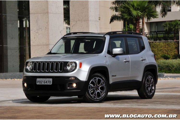 Jeep Renegade Longitude 1.8 Limited Edition