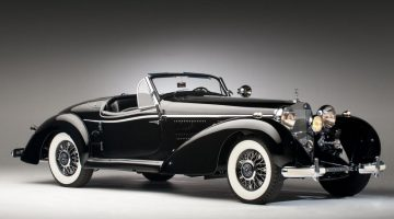 Mercedes-Benz 540K Spezial Roadster 1939