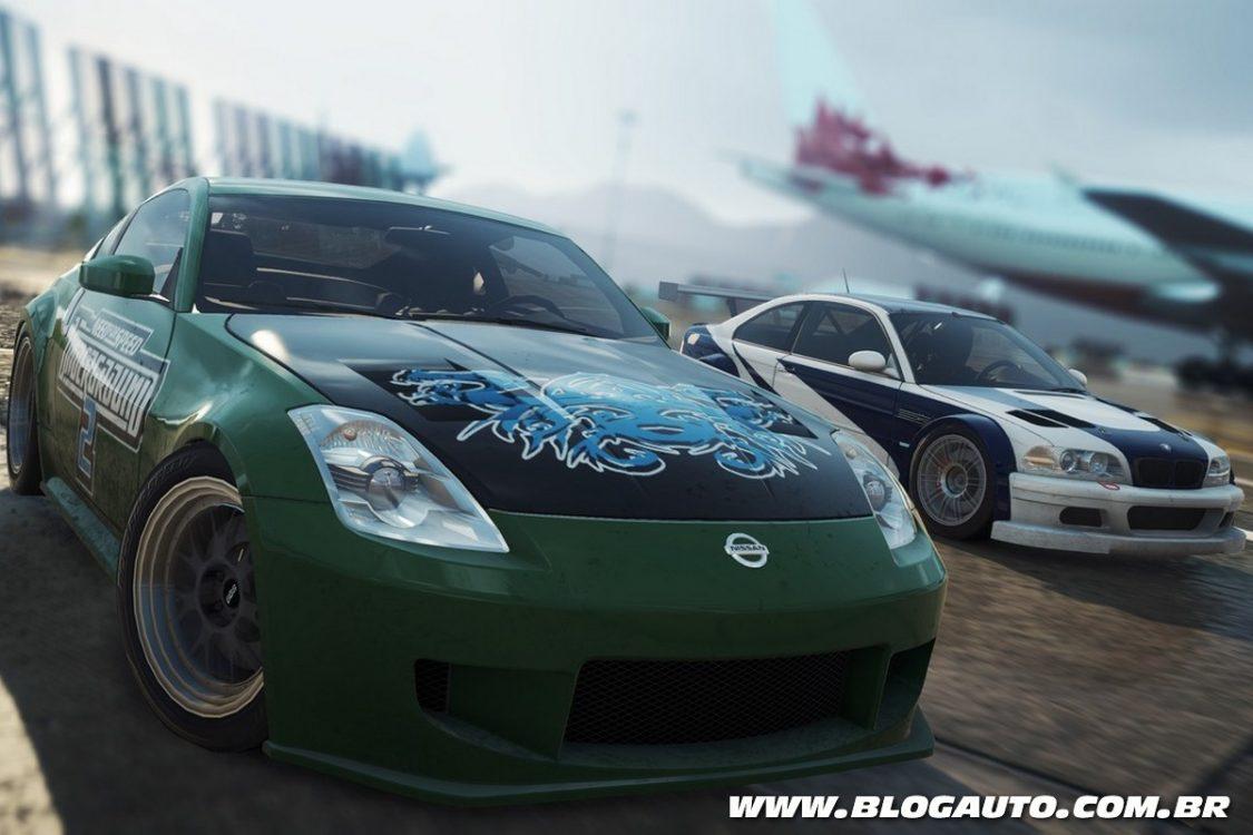 Need for Speed estreia nova versão com 51 carros
