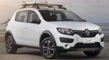 Renault Sandero Rip Curl 2016
