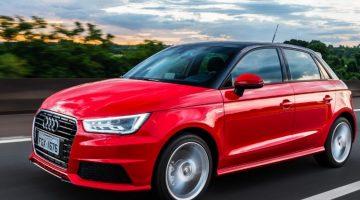 Audi A1 Sportback 2016