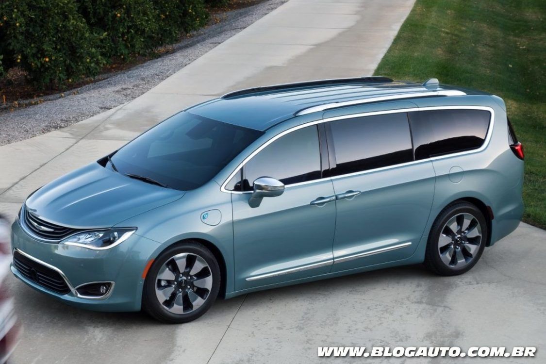 chrysler pacifica chega para substituir a town country blogauto. Black Bedroom Furniture Sets. Home Design Ideas