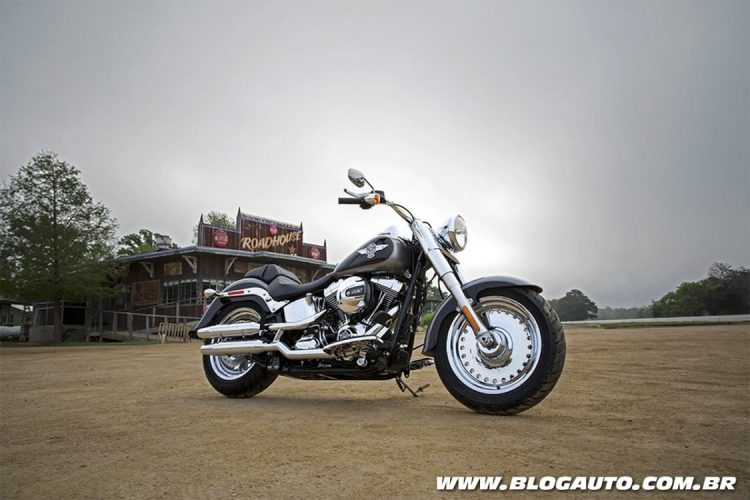 Harley-Davidson Fat Boy 2016