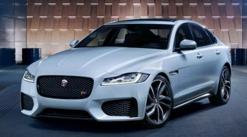Jaguar XF S 2016