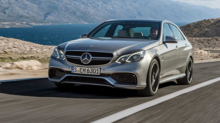 Mercedes-AMG E63 4MATIC 2014