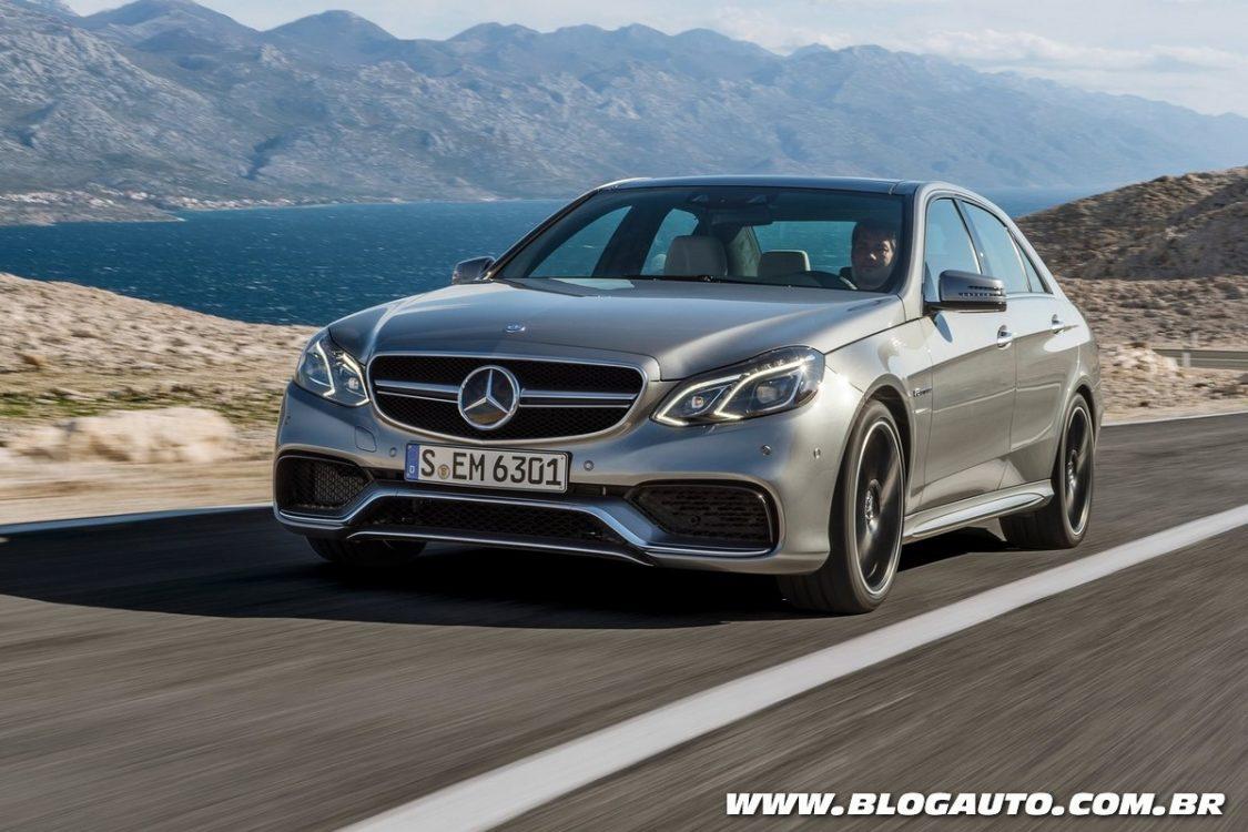 Os 10 carros mais rápidos da Mercedes-Benz