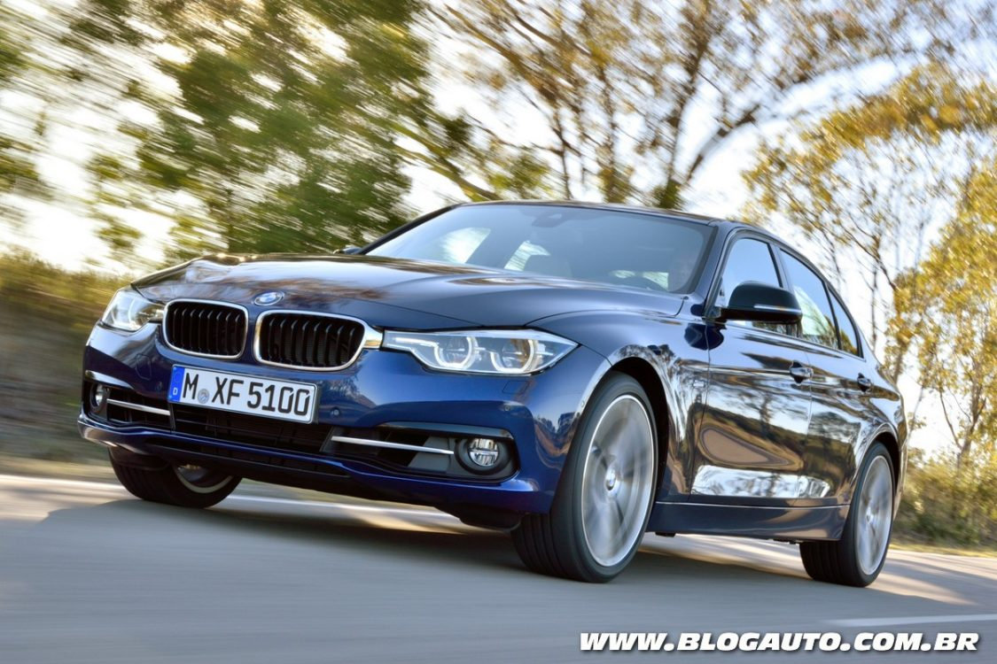 BMW Série 3 e X3 blindados passam a ser certificados