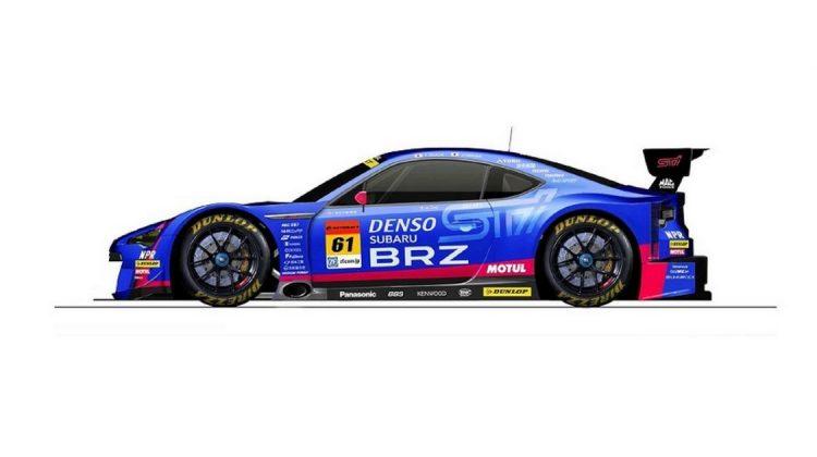 BRZ GT300 2016