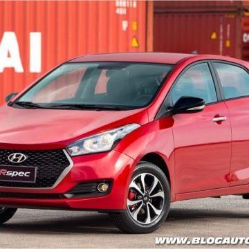 Hyundai HB20 2018 R spec