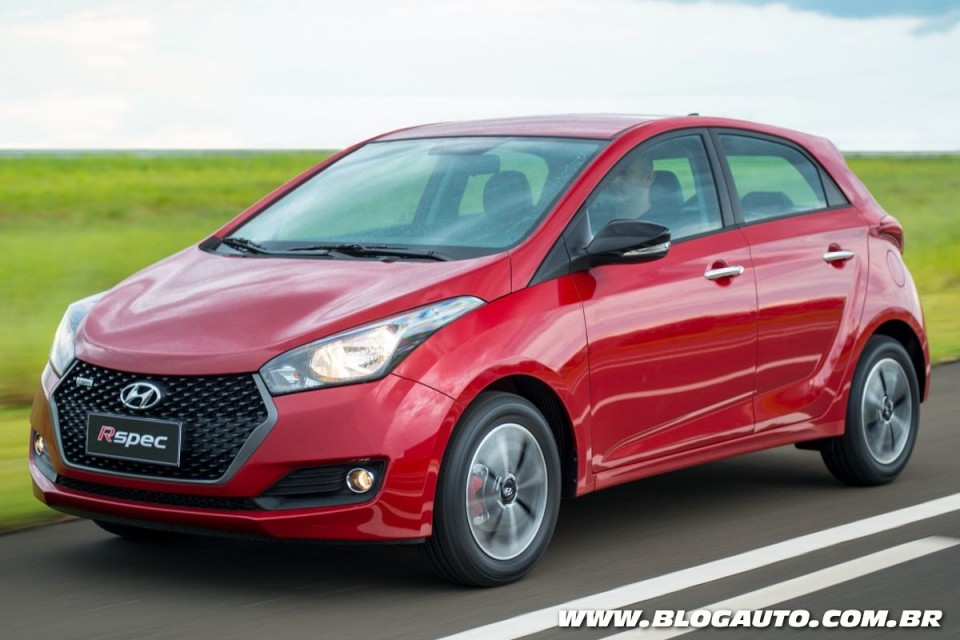 HB20 R spec servirá de base para o novo Hyundai HB20 R spec Limited