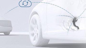 Pedal de acelerador ativo da Bosch