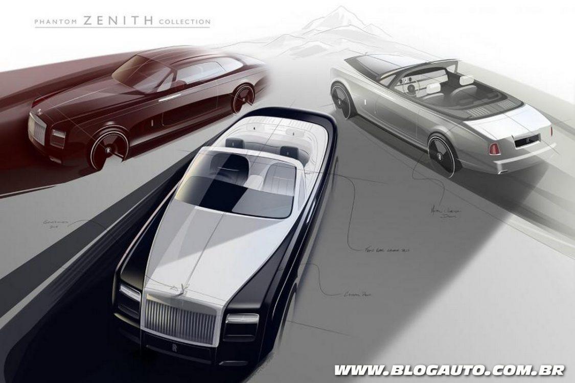 Rolls-Royce Phantom vai deixar de ser produzido