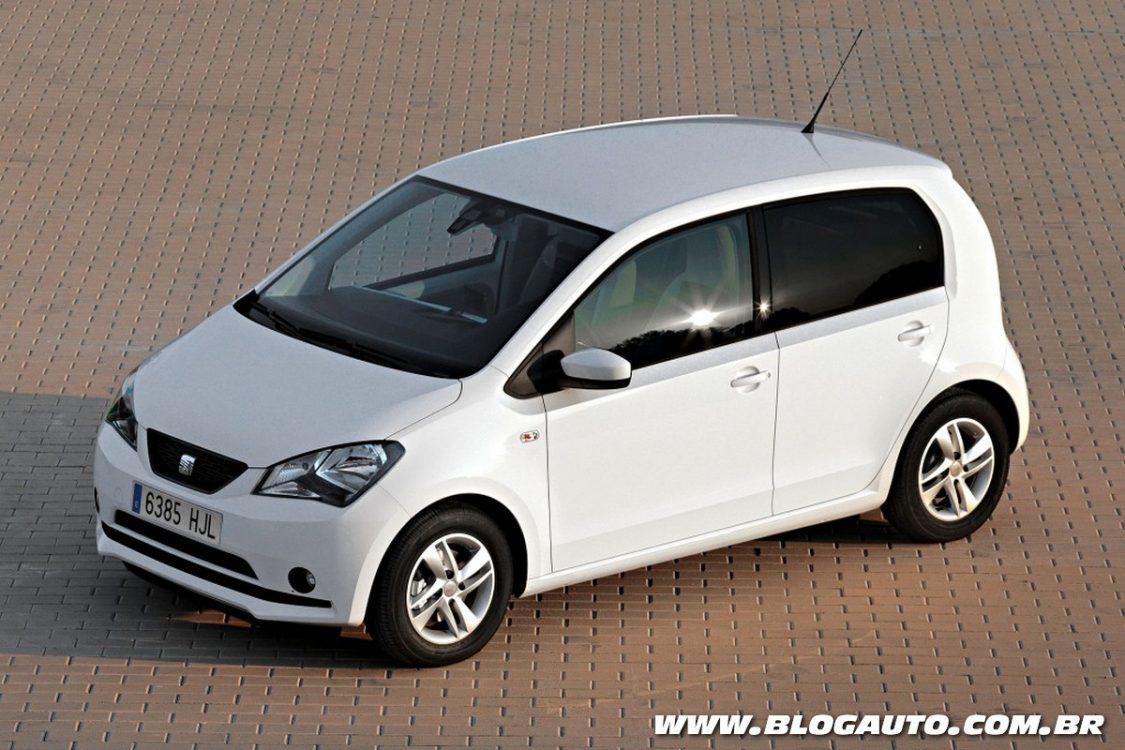 Conheça o Seat Mii, o VW up! espanhol