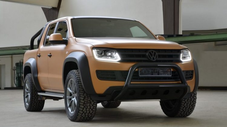 Volkswagen Amarok V8 Passion Desert