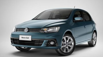 Volkswagen Gol 2017 Connect