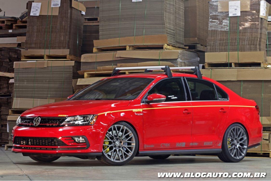 Volkswagen Jetta ganha versão especial MOMO