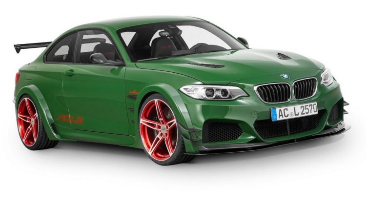 BMW M2 Coupé AC Schnitzer ACL2 Concept