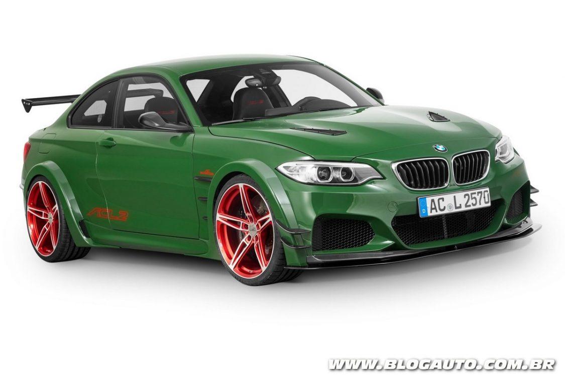 BMW M2 Coupé em versão preparada tem 577 cv