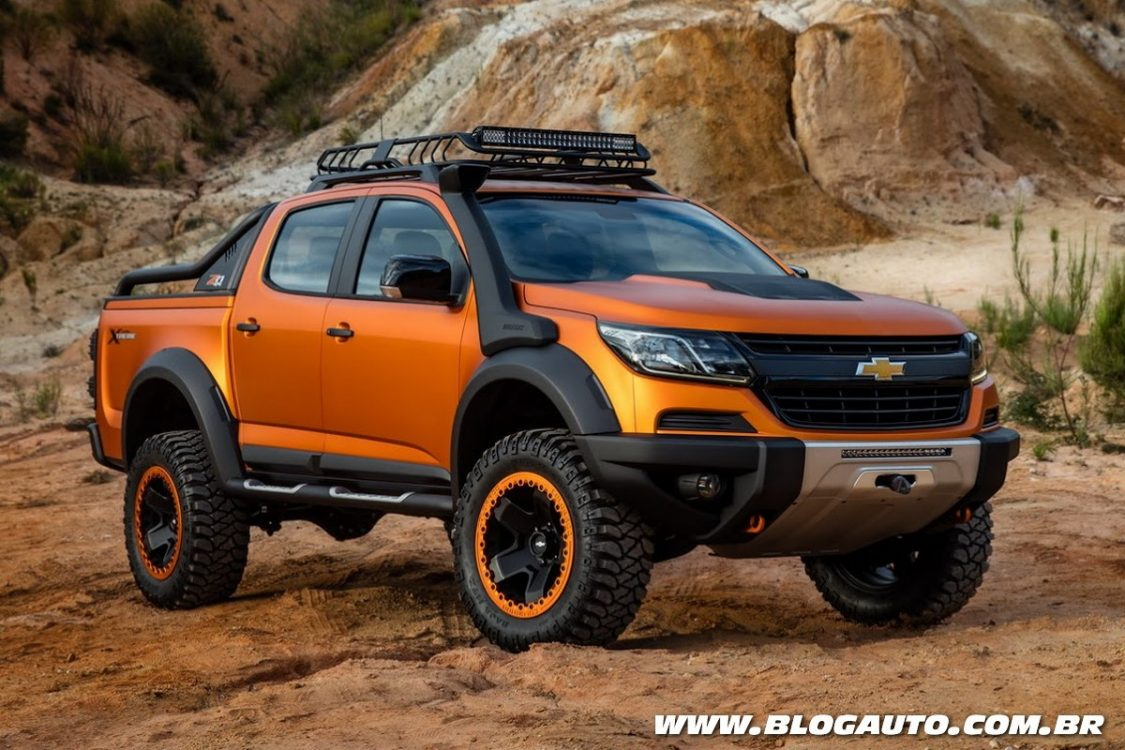 2017 Chevrolet S10 Colorado 8 | 2017 - 2018 Best Cars Reviews