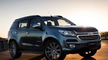 Chevrolet Trailblazer Premier 2017