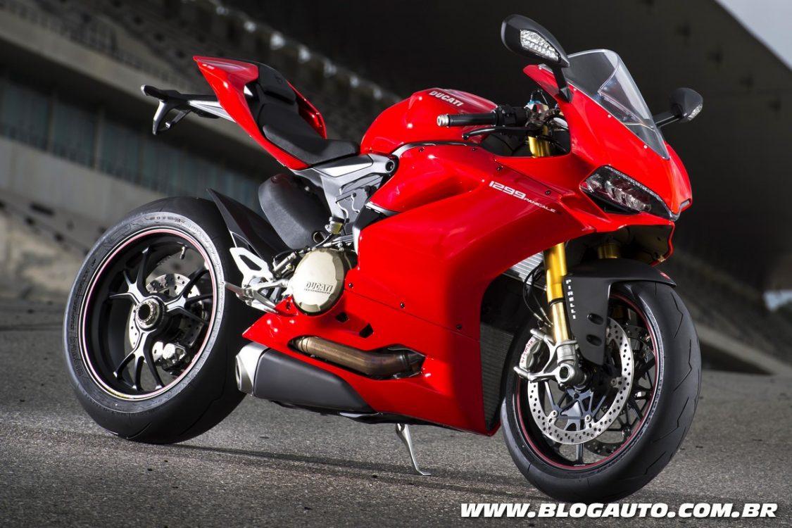 Ducati 1299 Panigale e Multistrada chegam ao mercado