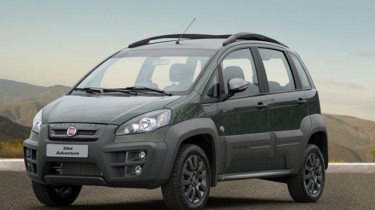Fiat Idea Adventure Extreme
