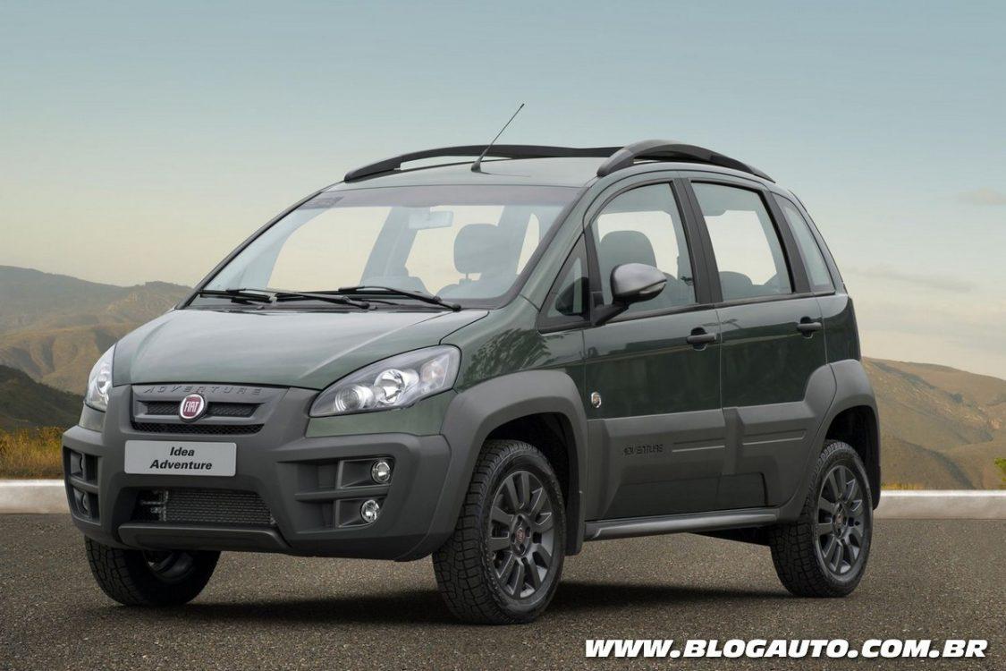 Fiat lan a s rie adventure extreme blogauto for Fiat idea adventure 2015 precio