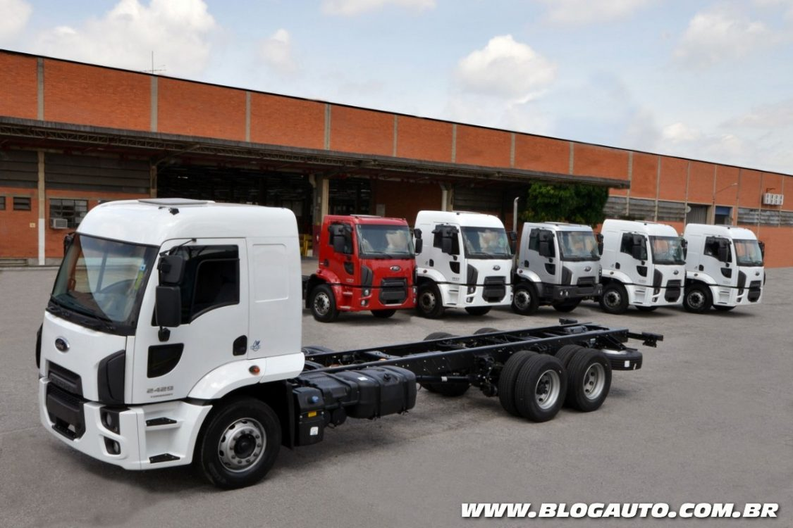 Ford fecha fábrica de São Bernardo, fim dos caminhões e Fiesta