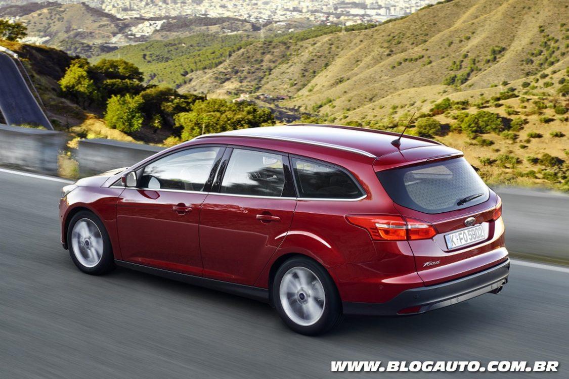 Ford Focus Estate Aparece Em Patente No Brasil Blogauto