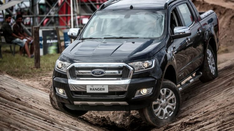 Ford Ranger Limited 2017