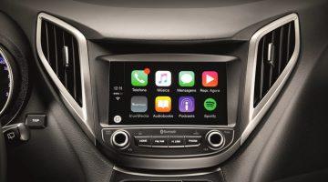 Hyundai HB20 com Apple CarPlay