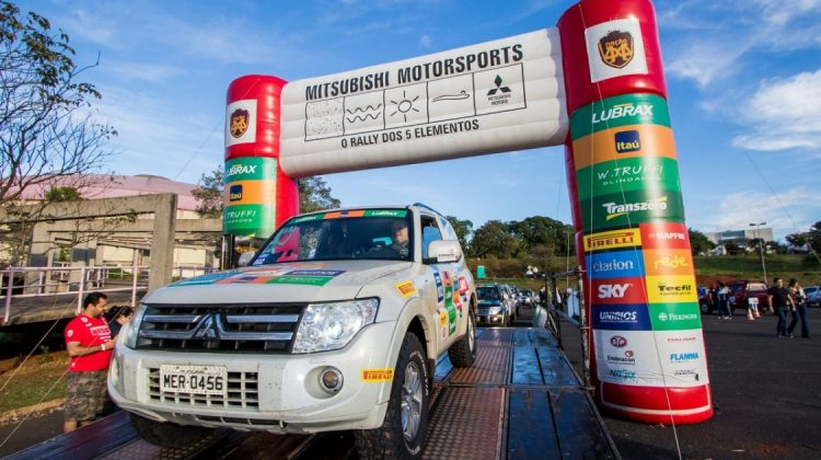 Mitsubishi Motorsports 2015