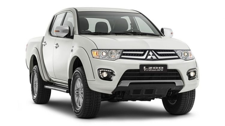 Mitsubishi l200 triton 2017 estreia novas vers 245 es blogauto
