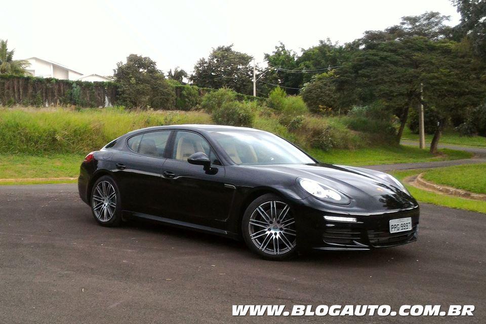Avaliação: Porsche Panamera por R$ 511 mil
