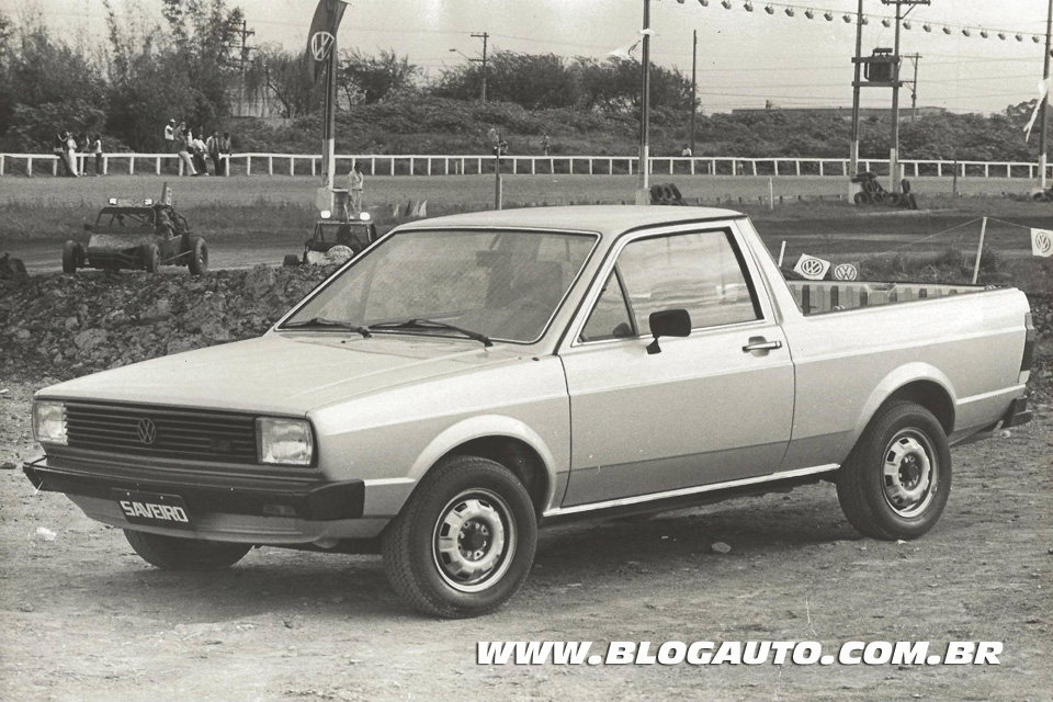 Volkswagen Saveiro 1982