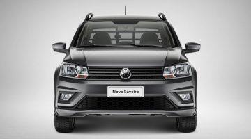 Volkswagen Saveiro 2017 Trendline