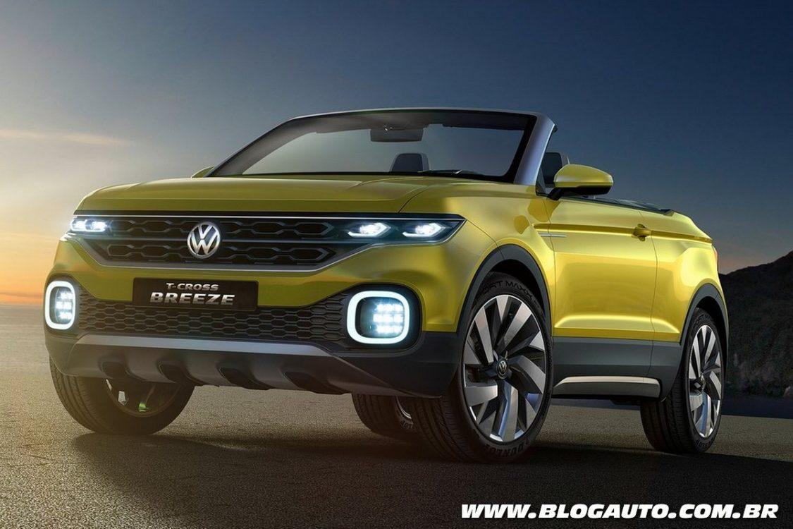 Volkswagen T-Cross pode oferecer versão esportiva GTS