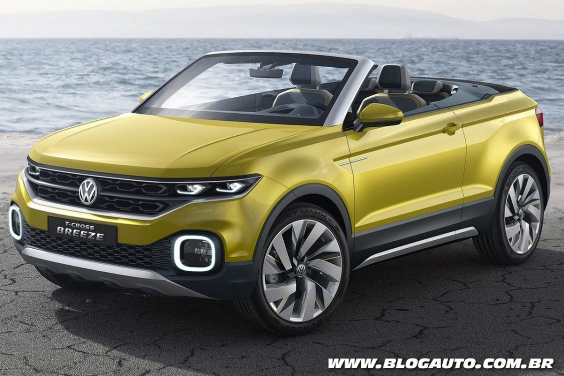 Tudo sobre os futuros lançamentos da Volkswagen no Brasil
