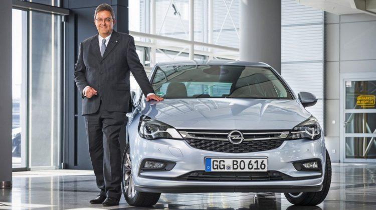 William F. Bertagni, novo chefe de engenharia de veículos da GM na Europa