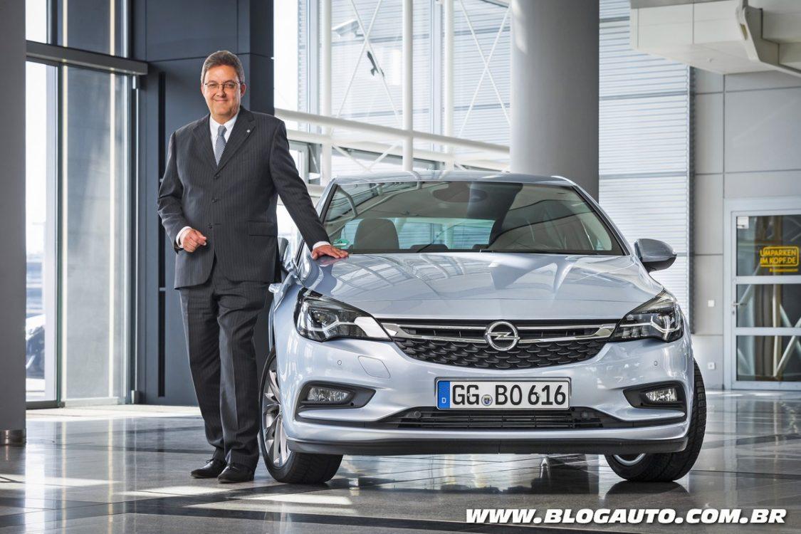 GM nomeia brasileiro como chefe de engenharia na Europa