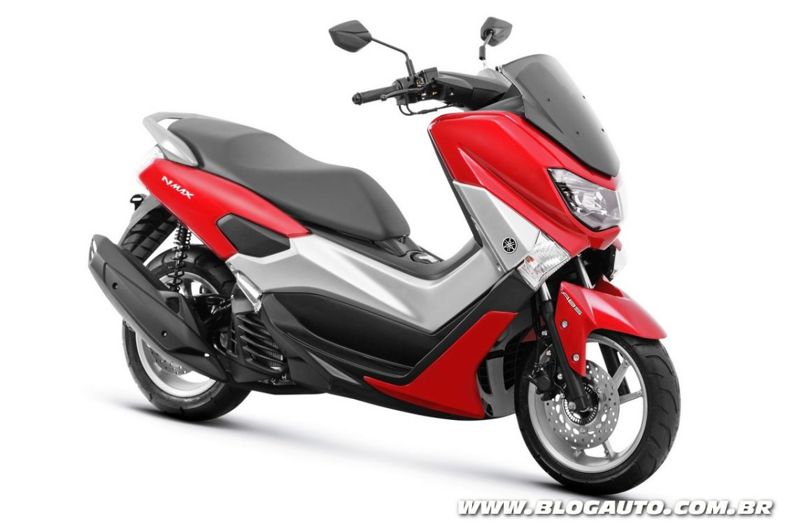 Yamaha NMax chega ao Brasil por R$ 11.390 - BlogAuto