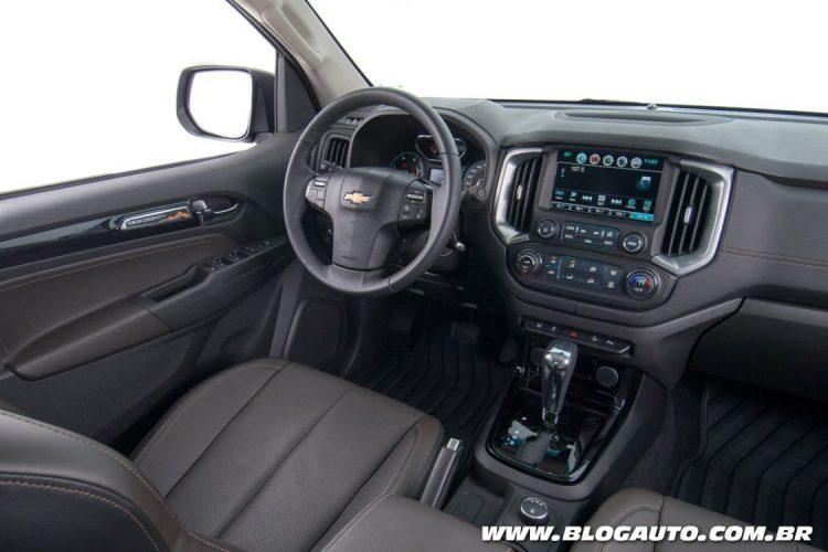 Chevrolet S10 2017