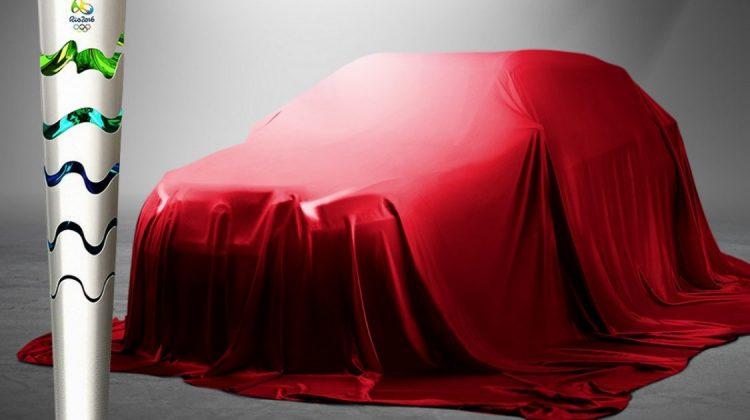 Novo crossover global Nissan Kicks será o carro oficial dos Jogos Olímpicos e Paralímpicos Rio 2016