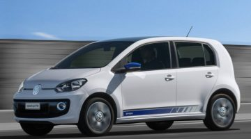 Volkswagen up! speed TSI