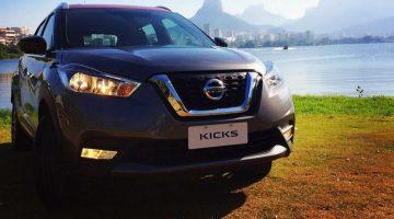 Nissan Kicks no Rio de Janeiro (Foto: Reprodução)