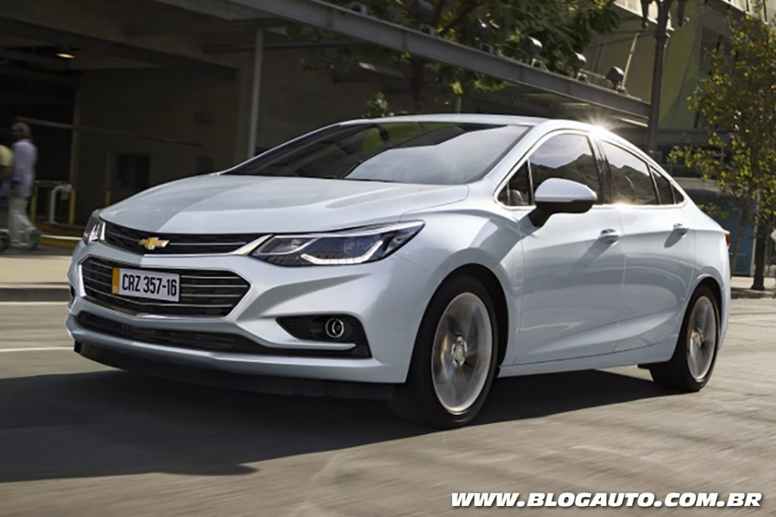 Chevrolet Cruze 2017 | 2017 - 2018 Best Cars Reviews