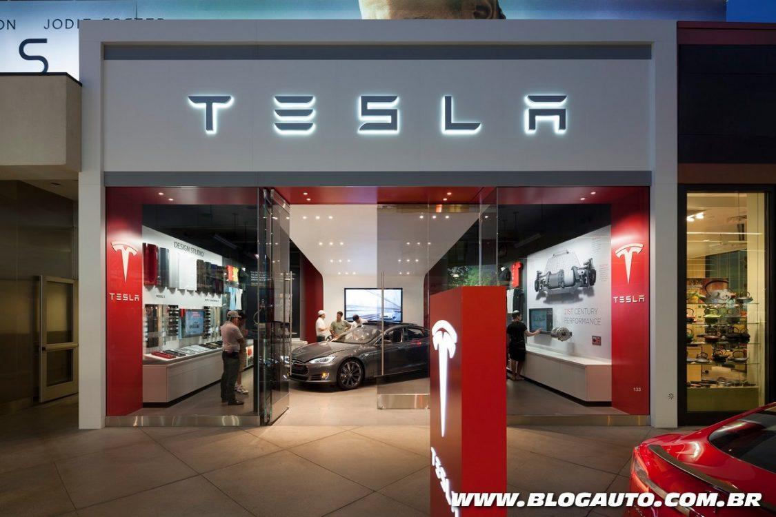 Tesla prepara concessionária no Brasil